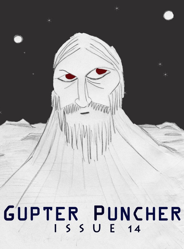 GUPTER 14 COVER